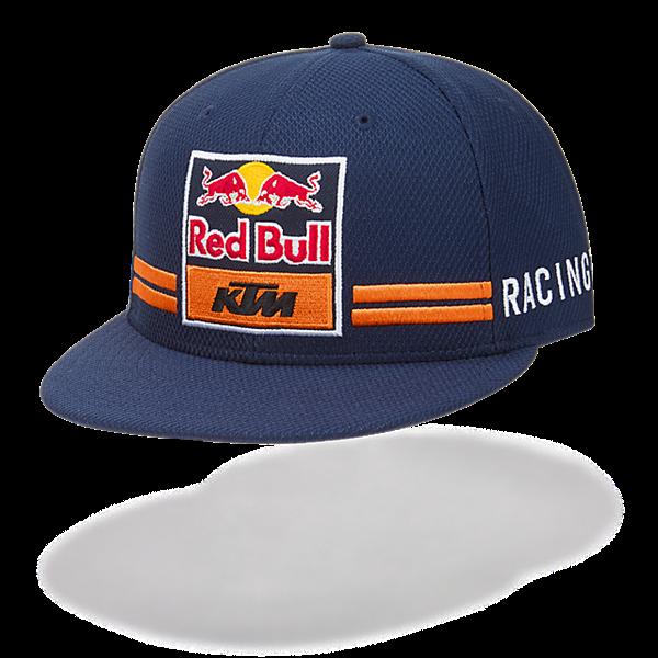Šiltovka Flat Red Bull KTM Racing Team