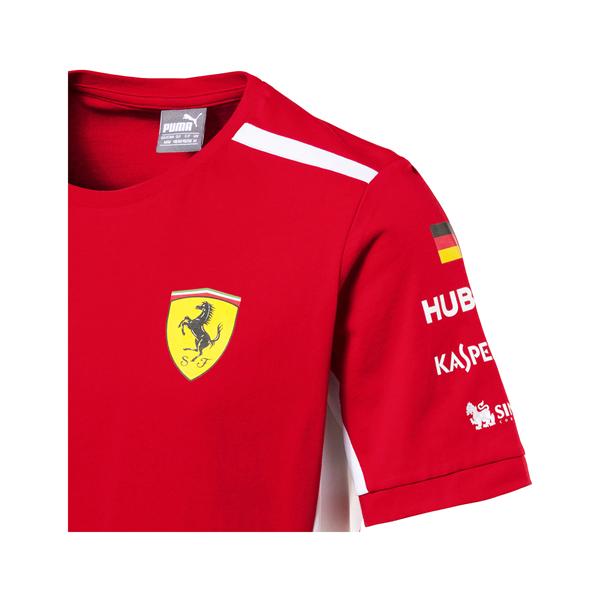 Team T shirt Scuderia Ferrari Vettel  589ede66fb5