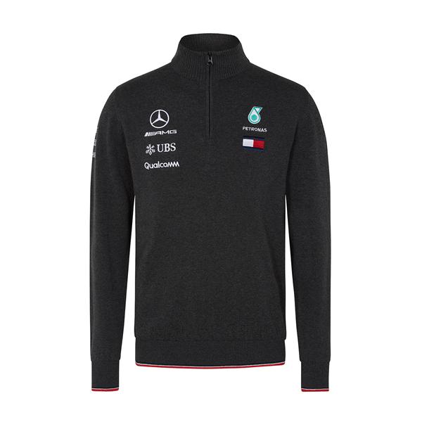 Tímová Mikina Mercedes AMG Petronas