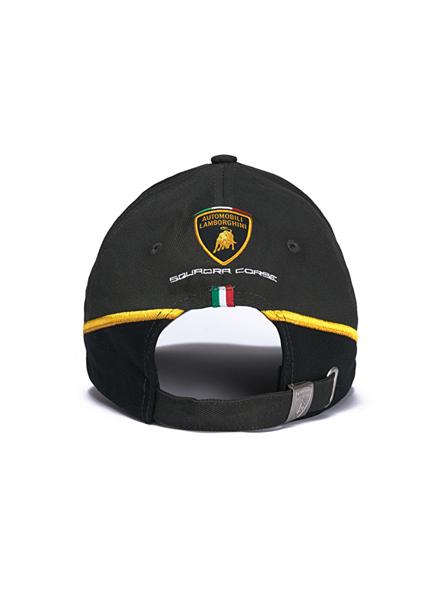 Šiltovka Lamborghini Squadra-Corse Gold-Edition