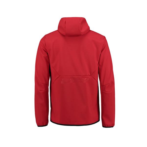 2018 Ferrari F1 Fanwear Mens SF Softshell Jacket Red