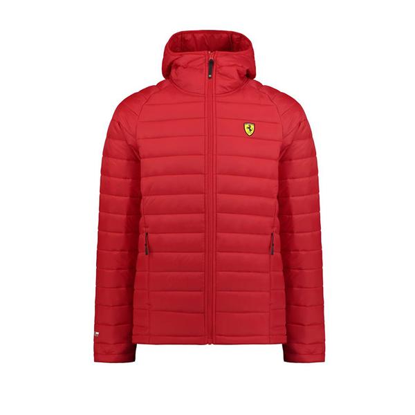 Pánska Vetrovka Scuderia Ferrari červená 2018  6f344dfed8a