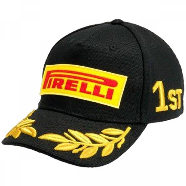 Pirelli Podium Caps