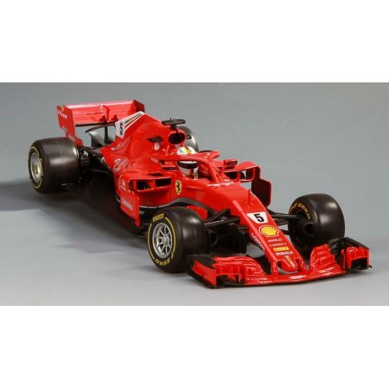 Ferrari F1 2018 SF71-H Sebastian Vettel Burago 1:18