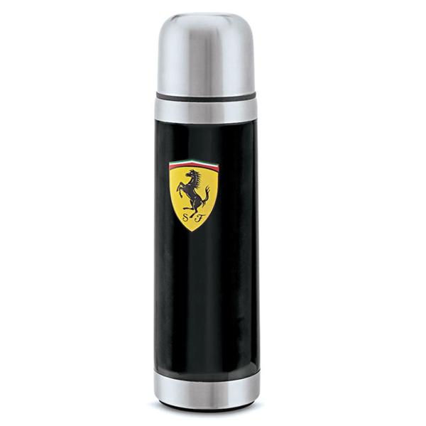 Termoska Scuderia Ferrari čierna
