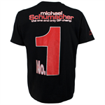 "Michael Schumacher T-Shirt ""Challenge Tour"""