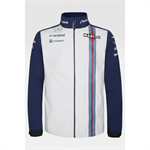 Softshell vetrkovka Williams Martini Mercedes
